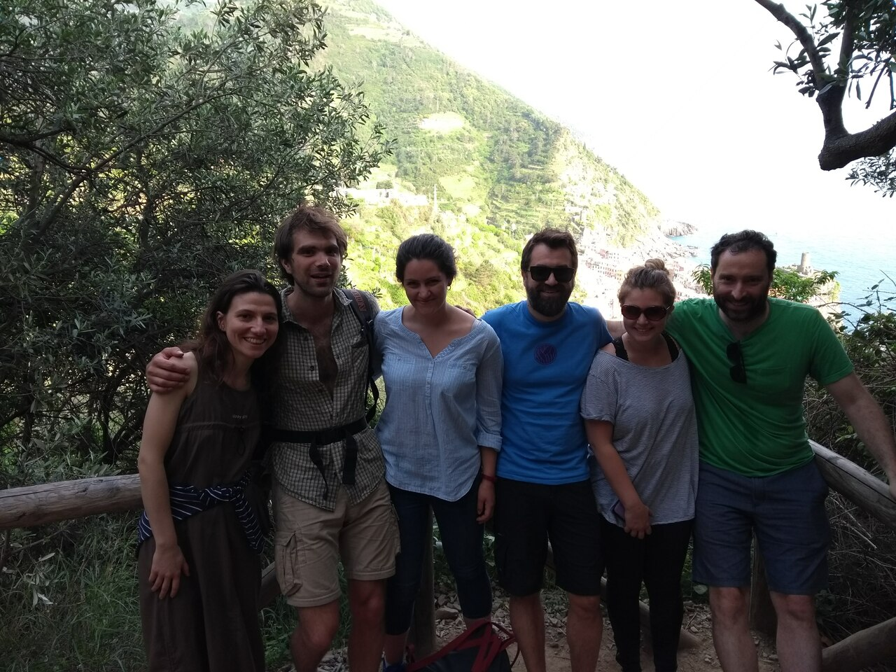 Lab retreat at Cinque Terre - 2019 (Italy)